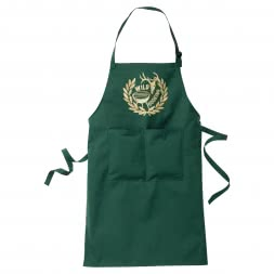 Unisex Apron WILD COOKING