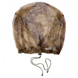 Unisex Camouflage Net Mask