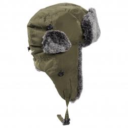 Unisex Faux Fur Hat