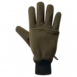 Unisex Fleece Hunting Gloves