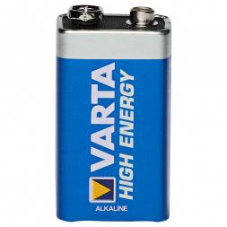Varta Alkaline Block Battery MN1604 (9 Volt)