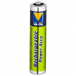 Varta Rechargeable Power Pack NiMh Micro HR03/AAA 1,2 Volt 800 MAh