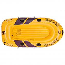Wehncke sports boat Olympic (260er)