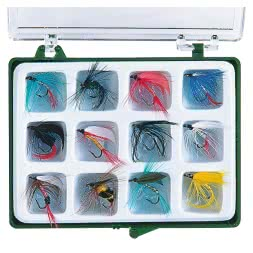 Wet fly set 2