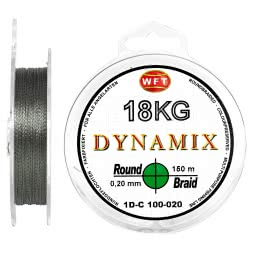 WFT Fishing Line Dynamix Round Braid (green)