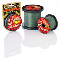 WFT Fishing Line KG Strong (green)