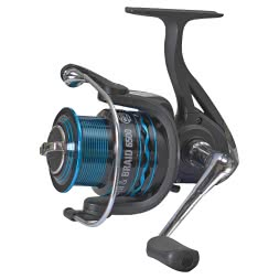 WFT Fishing Reel Fast Feeder and Braid