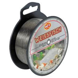 WFT Prey Fish Line Coarse Fish (light olive 500 m)