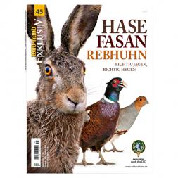 Wild + Hund Exklusiv (game and dog exclusive) - Hase Fasan Rebhuhn (Hare,pheasant, partridge)