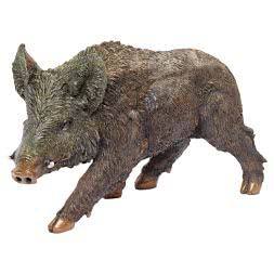Wild Boar Sculpture large