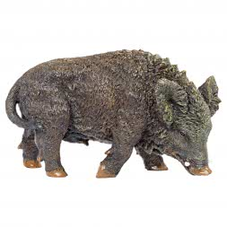 Wild Boar Sculpture small