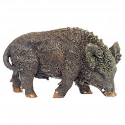 Wild Boar Sculpture (small)