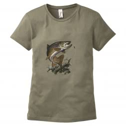 Women´s T-Shirt Trout