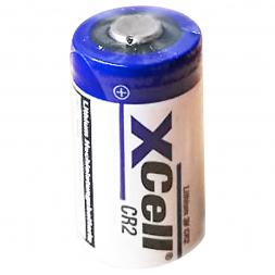 XCell Lithium Photobatteries 3 V (CR2)