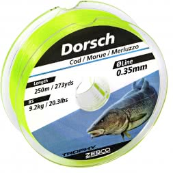 Zebco Trophy fishing line (cod)