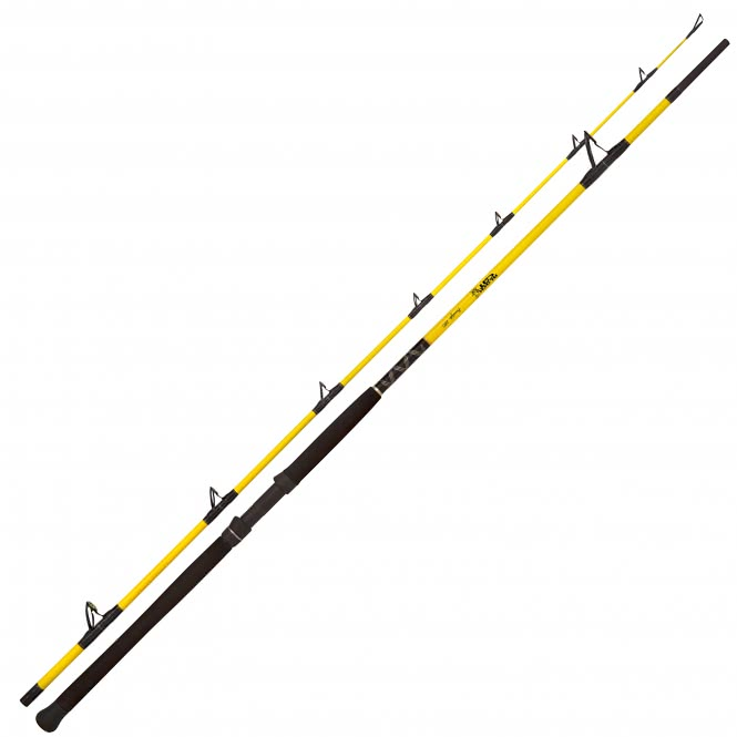 Black cat freestyle fishing rod at low prices askari for Cat fishing pole