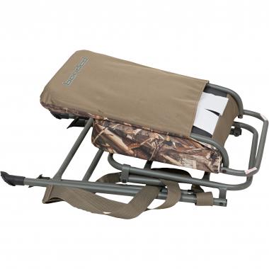Eurohunt Swivel Perch Chair (Camo)