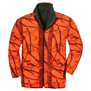 il Lago Prestige Men´s Fleece Reversible Jacket