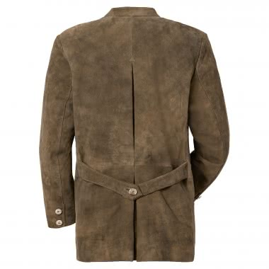 il Lago Prestige Men's Leather Blazer Isar