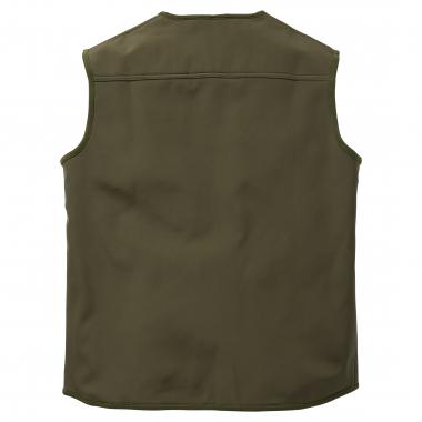 il Lago Prestige Men's Softshell Outdoor Vest