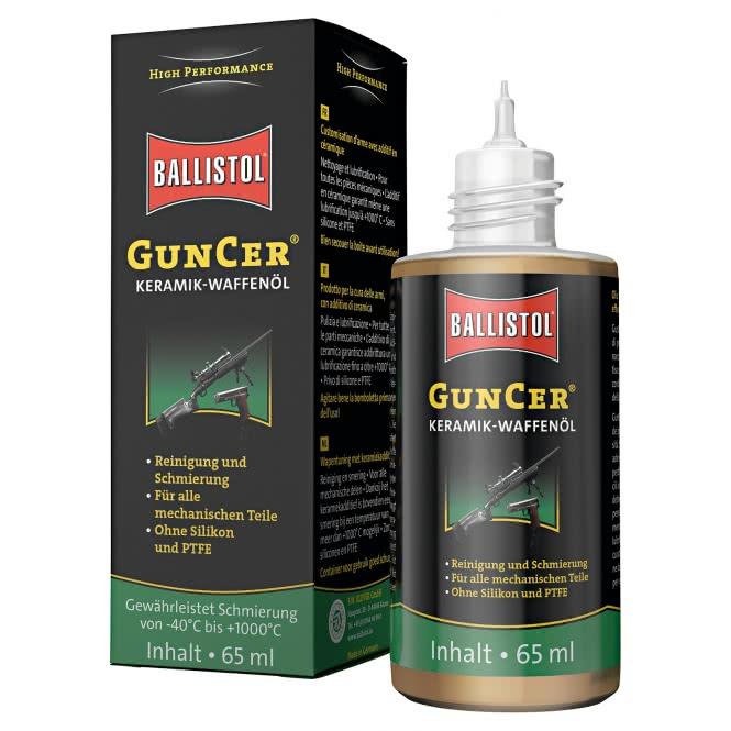 Ballistol Guncer Gun Oil Fluid 65 Ml At Low Prices