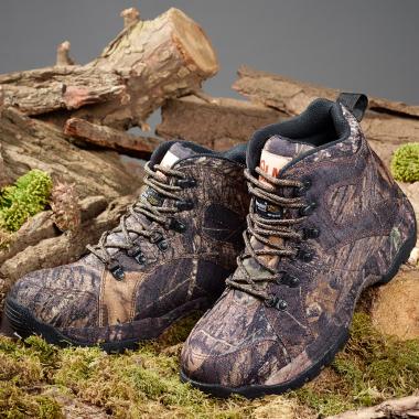 Almwalker Men's Boots DEEP FOREST